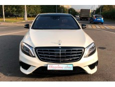 Mercedes S-class W222 AMG (362)