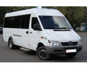 Mercedes Sprinter 411 CDI