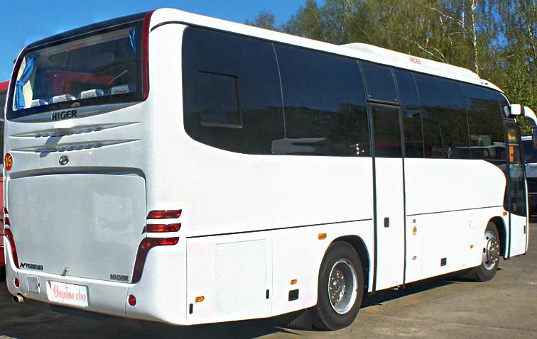 ретро автобус в аренду москва