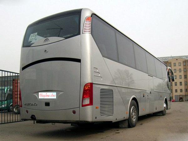 аренда автобуса man