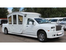 Лимузин-карета Chrysler RR-style